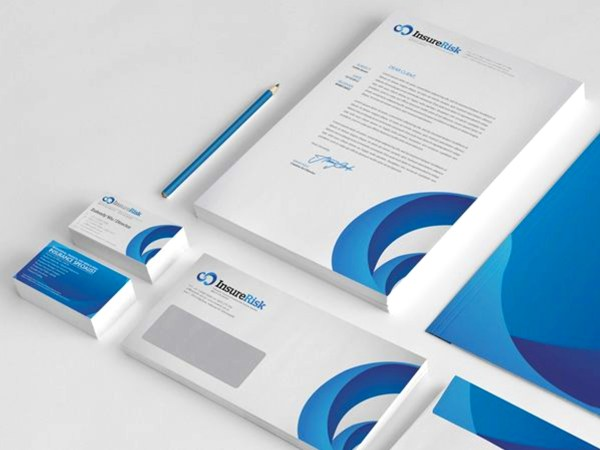 Letterhead, Stationery, KC Printing + Promotions