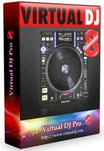 virtual dj 8 full crack 2018