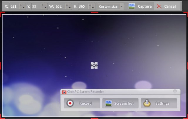 ChrisPC Screen Recorder Crack Serial Key Full