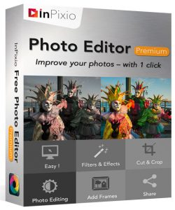 InPixio Photo Editor Full Crack