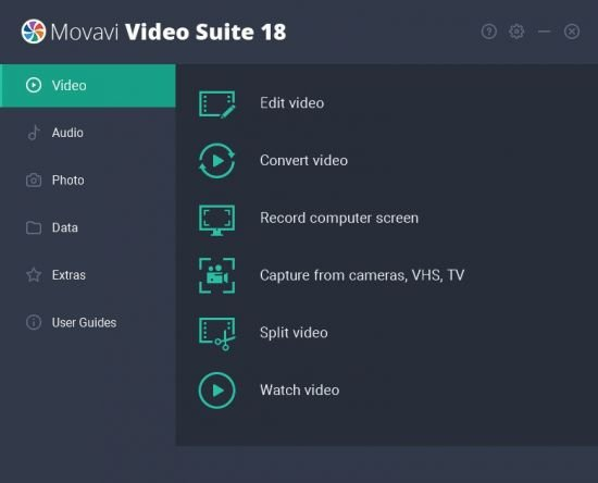 Movavi Video Suite Crack Patch