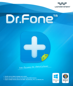 Wondershare Dr.Fone Toolkit Crack Full Version