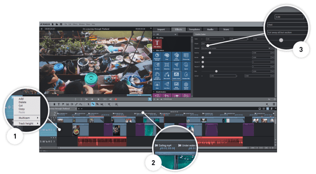 MAGIX Movie Edit Pro 2019 Plus Crack