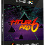 NewBlueFX Titler Pro 6 Ultimate Crack