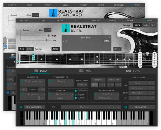MusicLab RealStrat crack