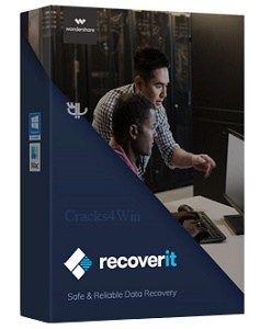 Wondershare Recoverit Full Version Crack