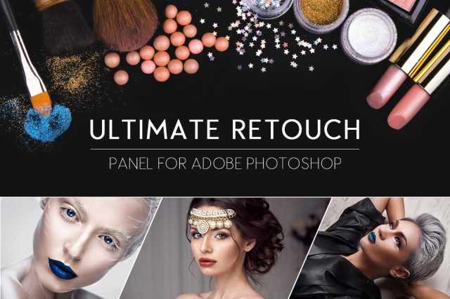 Ultimate Retouch Panel for Adobe Photoshop Final