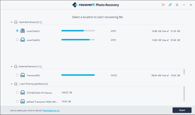 Wondershare Recoverit Photo Recovery Crack Serial Key