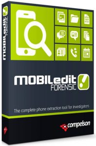MOBILedit! Forensic Crack