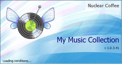 Nuclear Coffee My Music Collection crack