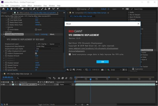 Red Giant VFX Suite serial Key