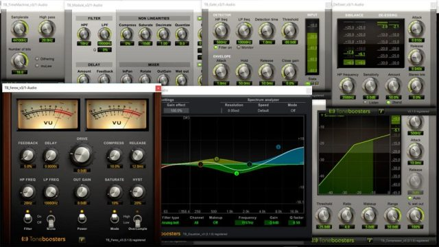 ToneBoosters Plugin Bundle Carck patch