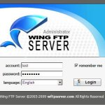 Wing FTP Server Corporate crack