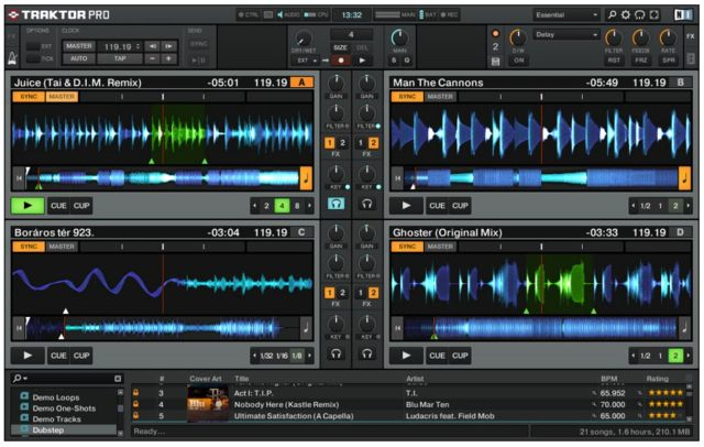 Native Instruments Traktor Pro Crack patch