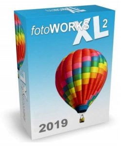 FotoWorks XL 2019  Crack