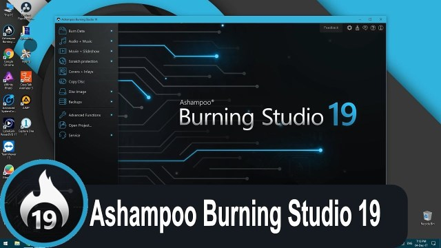Ashampoo Burning Studio Crack Seria Key