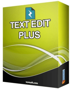 VovSoft Text Edit Plus Crack