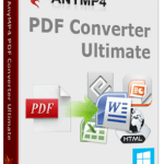 AnyMP4 PDF Converter Ultimate Crack