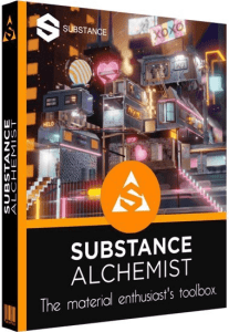 Substance Alchemist Crack