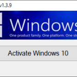 Windows 10 Digital Activation Program