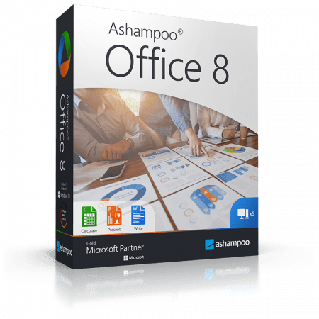 Ashampoo Office 8 Crack