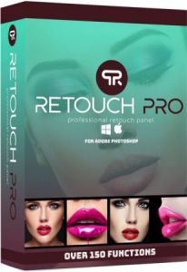 Retouch Pro for Adobe Photoshop crack