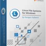 Paragon Linux File Systems for Windows Crack