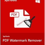 SysTools PDF Watermark Remover Crack