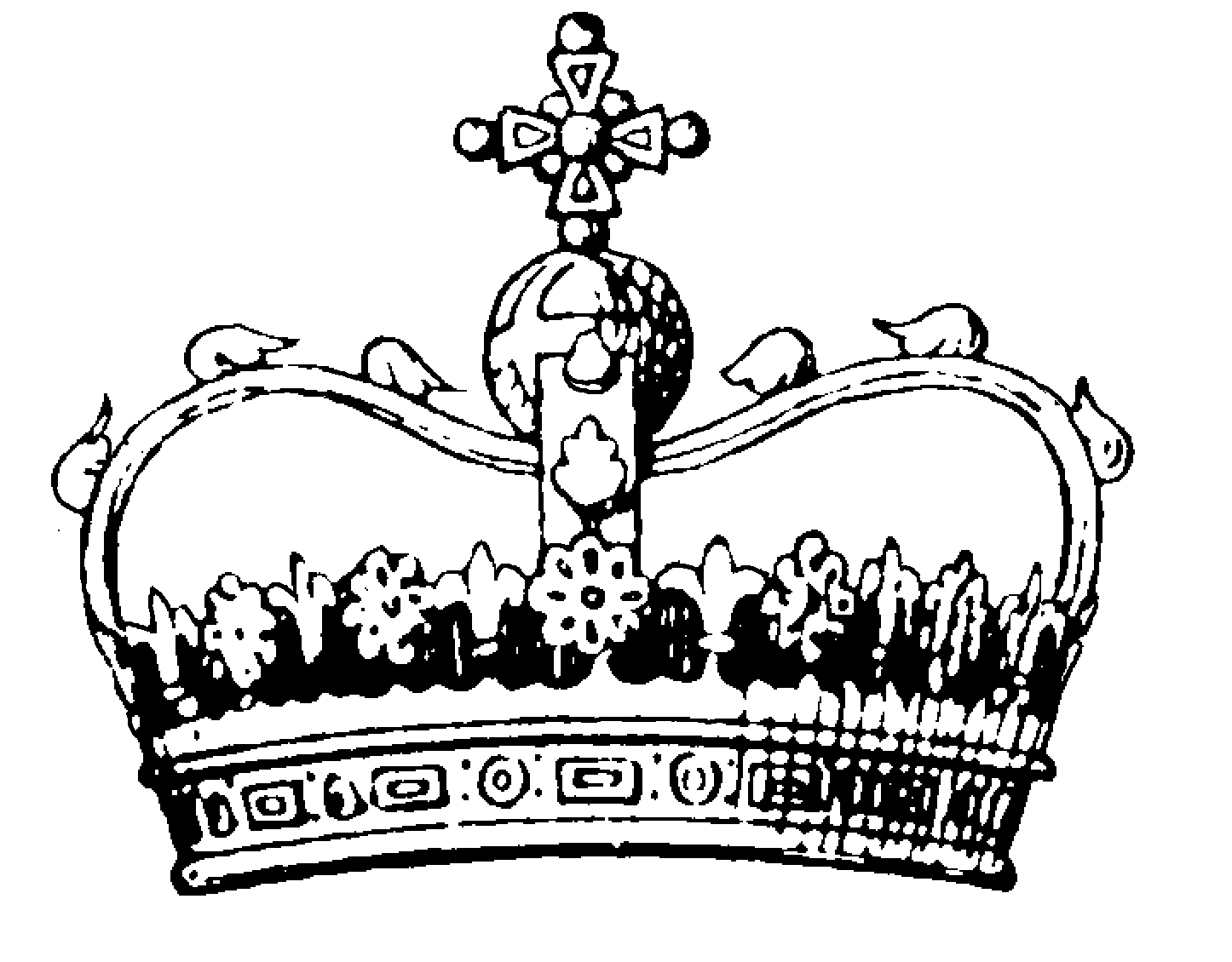 Crown Drawing Images