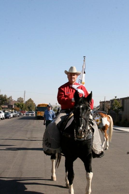 Veterans Day Parade 2012