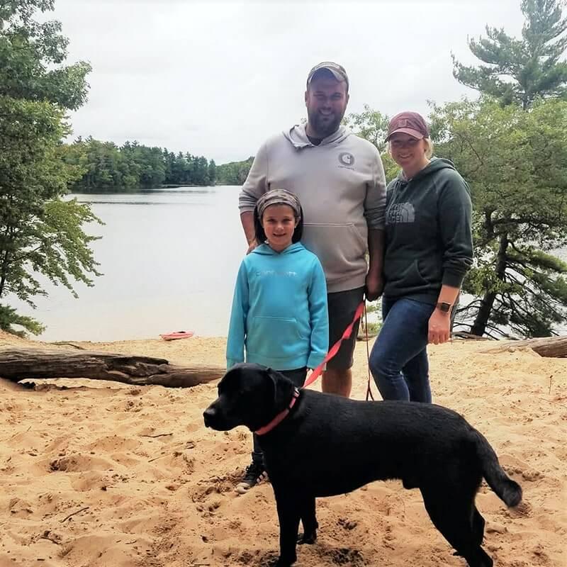 Michanna Holbrook & Family