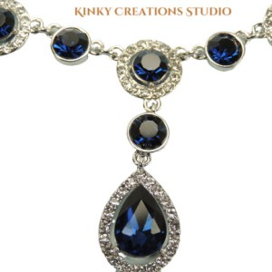 Jeweled Nipple Clamps by KCS