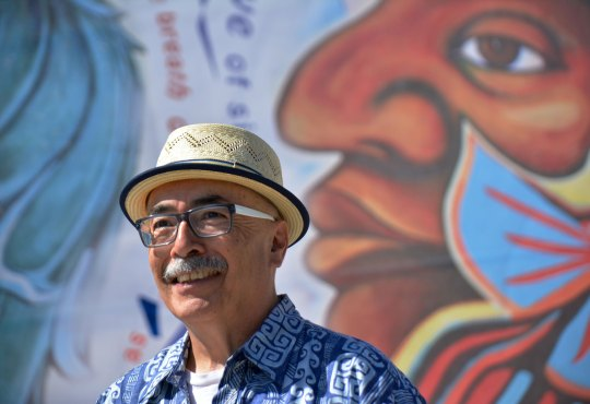 Kansas City Welcomes U.S. Poet Laureate Juan Felipe Herrera