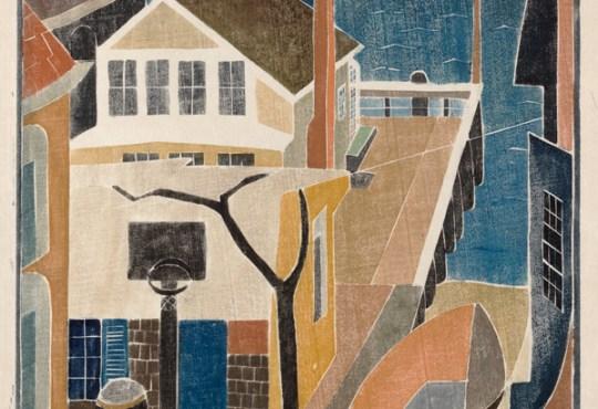 Exhibit of 1930s Woodcuts Illumines Depression-Era Collecting in KC