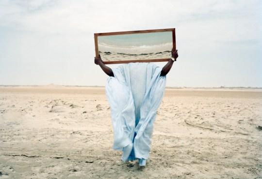 """Dawit L. Petros: The Stranger's Notebook,"" H&R Block Artspace at the Kansas City Art Institute"