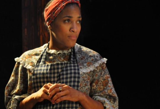 "The MET Scores with August Wilson's Beautifully Written ""Gem of the Ocean"""