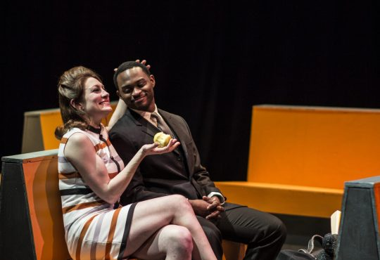 "KC MeltingPot Tackles ""Dutchman,"" An Angry, Sadly Relevant '60s Response to Racism"