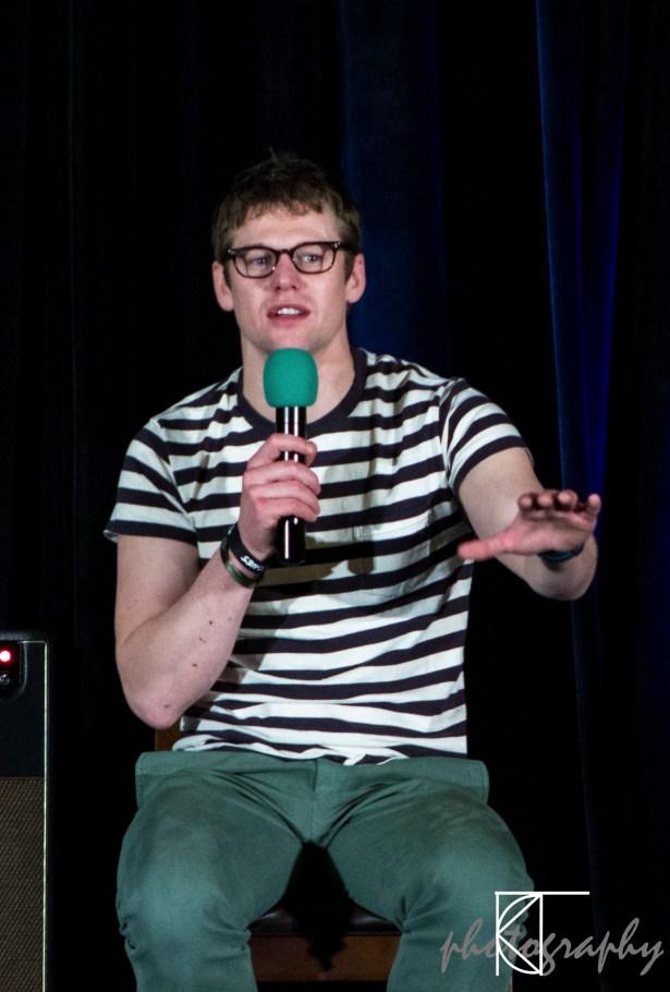 Zach Roerig, plays Matt Donovan
