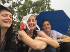 classic rain behaviour...