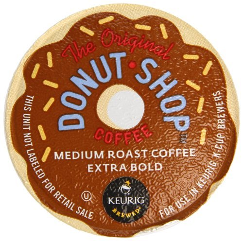 Coffee People Donut Shop K-Cups for Keurig Brewers