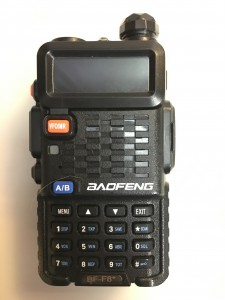 BF-F8+ Front