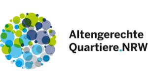 Logo altengerechte Quartiere.NRW
