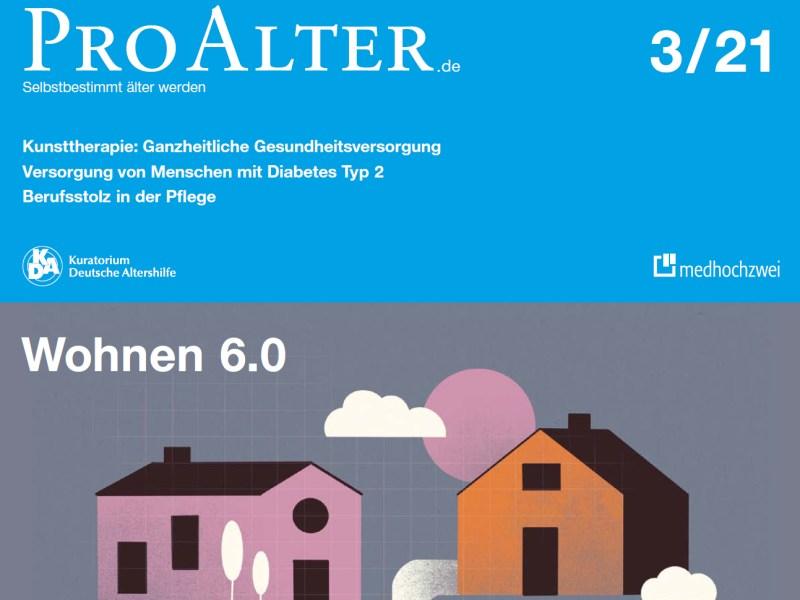Titel Ausgabe ProAlter 3/21