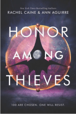 Book Review: Rachel Caine & Ann Aguirre's  Honor Among Thieves