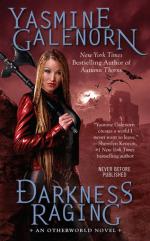 Book Review: Yasmine Galenorn's Darkness Raging