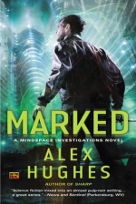 Book Review: Alex Hughes' Marked