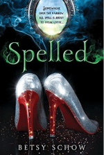 Book Review: Betsy Schow's Spelled