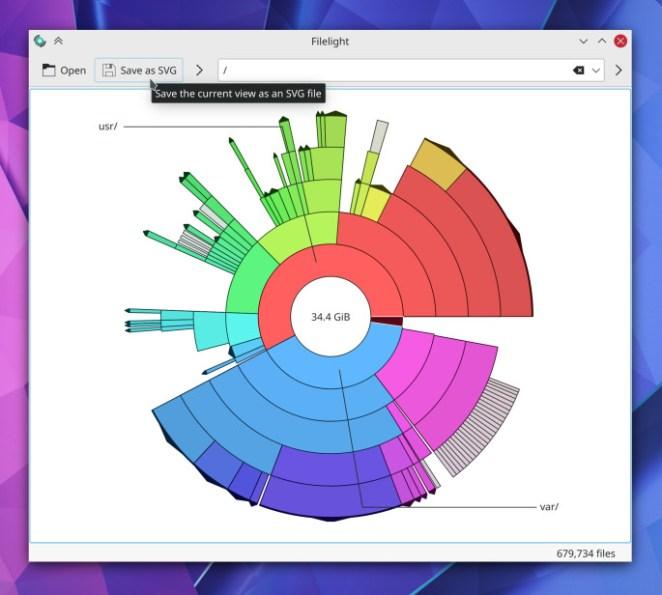 KDE Applications 20.12 estreia com nova versão do Spectacle que permite fazer marcações