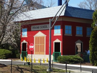 Driving School building