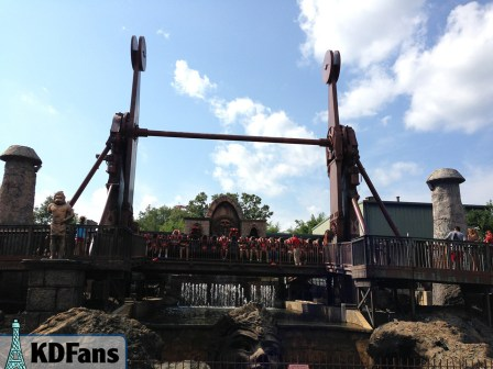 Riders can now enjoy this ride again!